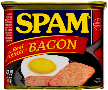 SPAM<sup>&reg;</sup> with Bacon