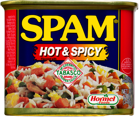 SPAM<sup>&reg;</sup> Hot and Spicy