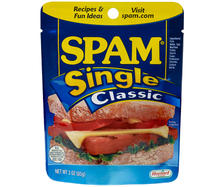 SPAM<sup>&reg;</sup> Single Classic