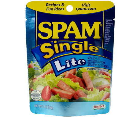 SPAM<sup>&reg;</sup> Single Lite