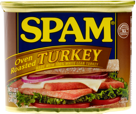 SPAM<sup>®</sup> Oven Roasted Turkey