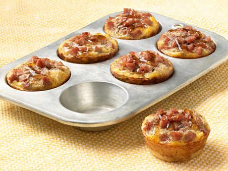 SPAMKINS Breakfast Muffins