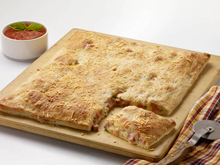 SPAM&#174; and Cheese Calzone