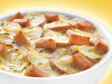 SPAM® and Scalloped Potatoes