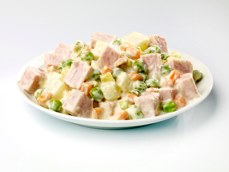 Classic SPAM&#174; Potato Salad