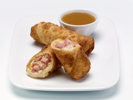 East Meets West SPAM® Rolls