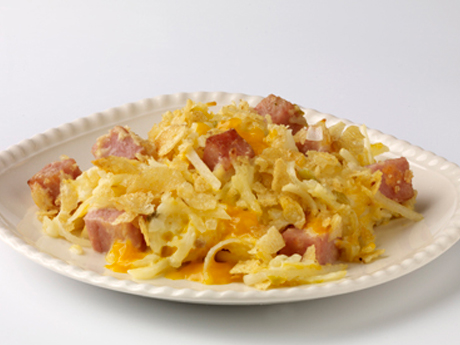 SPAM® Hashbrown Bake