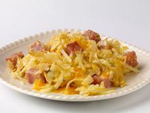 SPAM&#174; Hashbrown Bake