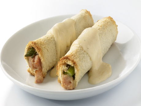 Asparagus Rollups