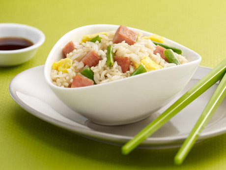 Calif SPAM® Fried Rice