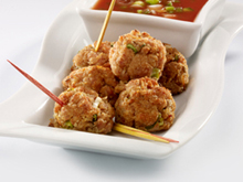 Far East Appetizer Meatballs