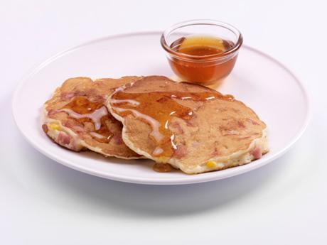 Corny Pancakes