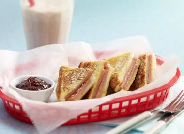 SPAM&#174; Monte Cristo Sandwich